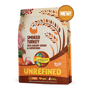 Earthborn Unrefined Smoked Turkey